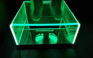 Podoskop diagnostyczny