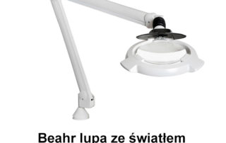 Baehr lupa ze światłem JUPITER