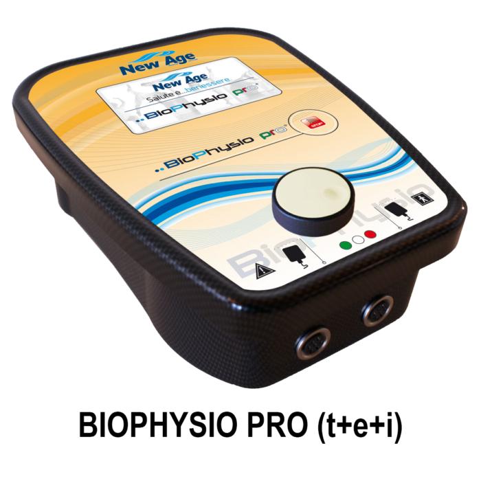 BIOPHYSIO PRO (t+e+i) – aparat do elektroterapii 2-kanałowy