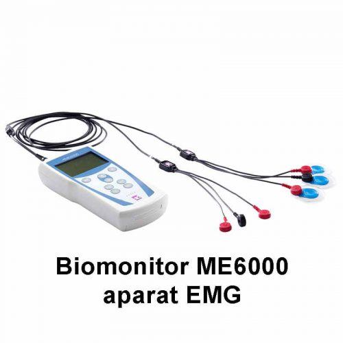 Biomonitor ME6000 aparat EMG