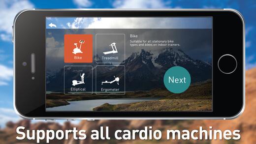 BitGym aplikacja do bieżni treningowych