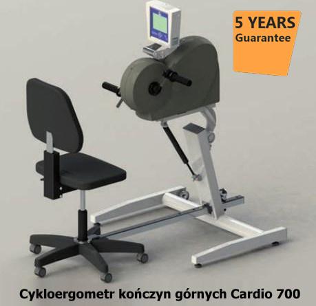 Cykloergometr kończyn górnych Cardio 700