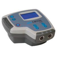 Cryos CARD- aparat do krio-ciepłolecznictwa miejscowego