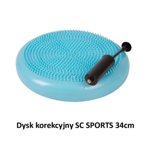 Dysk korekcyjny Sc Sports 34 cm