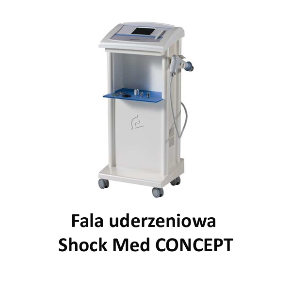 Terapia falą uderzeniową SHOCK-MED