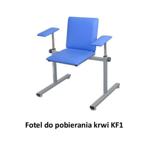 Fotel do pobierania krwi KF1