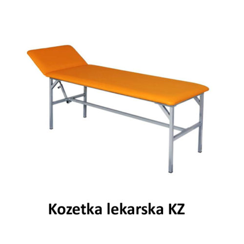 Kozetka lekarska KZ
