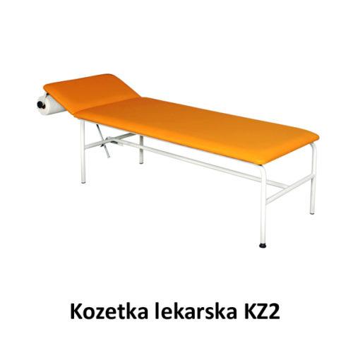 Kozetka lekarska KZ2