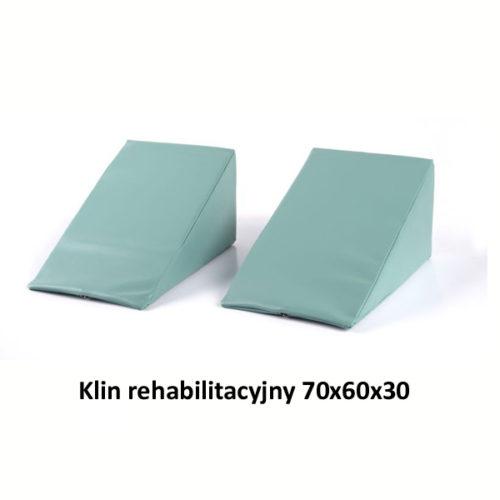 Klin rehabilitacyjny 70x60x30