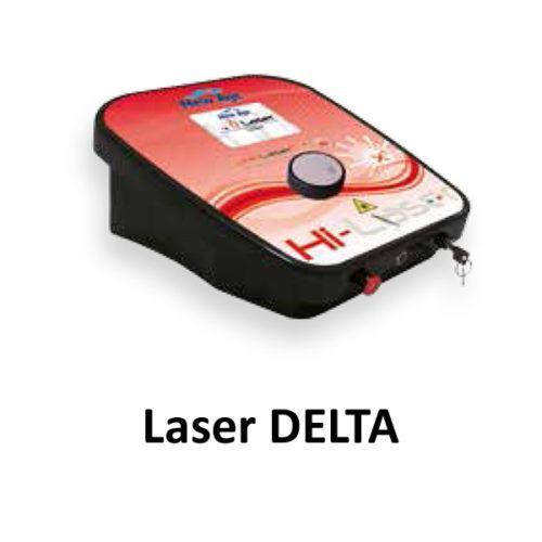 Laser wysokoenergetyczny DELTA
