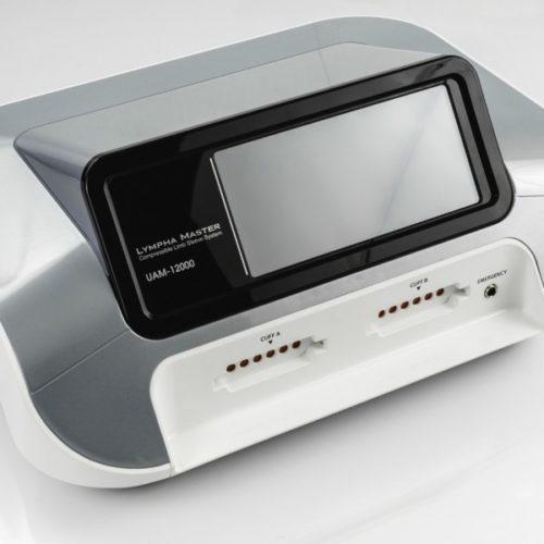 Limpha Master – 12-sekcyjny aparat do kompresoterapii