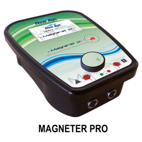 Magneter PRO – aparat do magnetoterapii 2-kanałowy