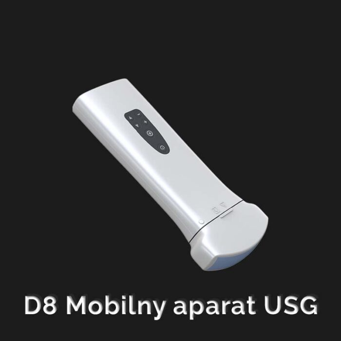 Mobilny aparat USG D8