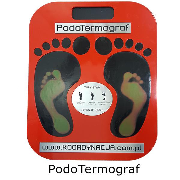 PodoTermograf – podoskop termiczny