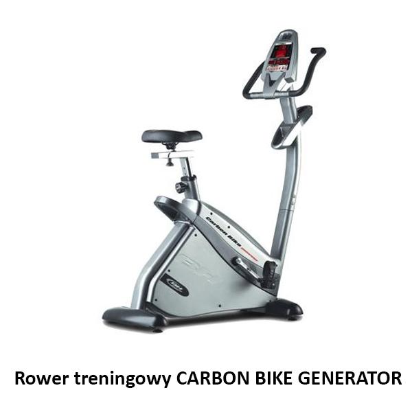 Rower treningowy CARBON BIKE GENERATOR