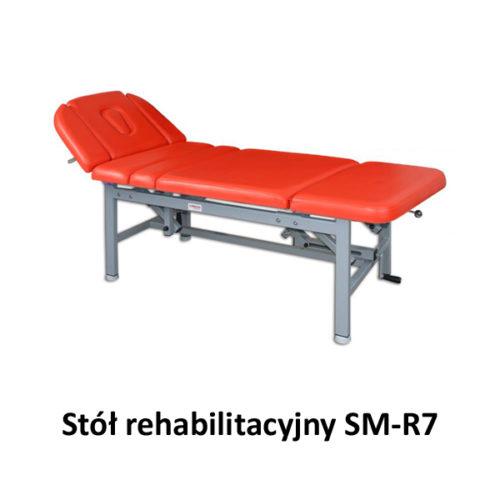 Stół rehabilitacyjny SM-R7