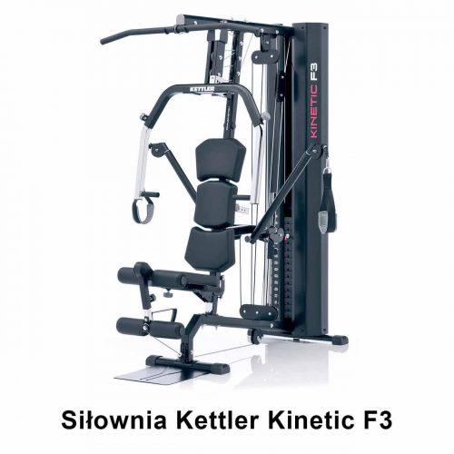Siłownia Kettler Kinetic F3