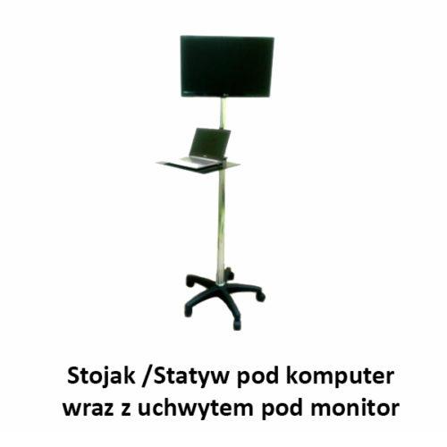 Stojaki / Statywy