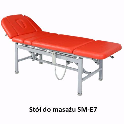 Stół do masażu SM-E7
