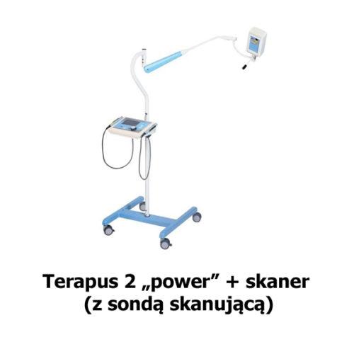 "Terapus 2 ""power"" – aparat do laseroterapii"