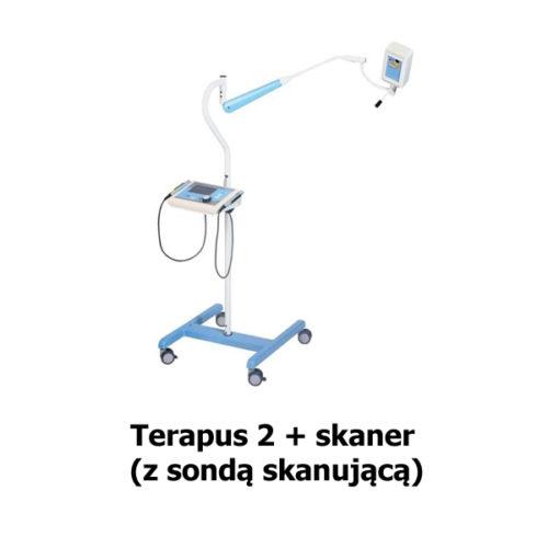 Terapus 2 + skaner – aparat do laseroterapii