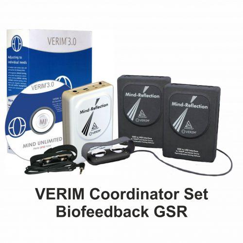 VERIM Coordinator Set – Biofeedback GSR