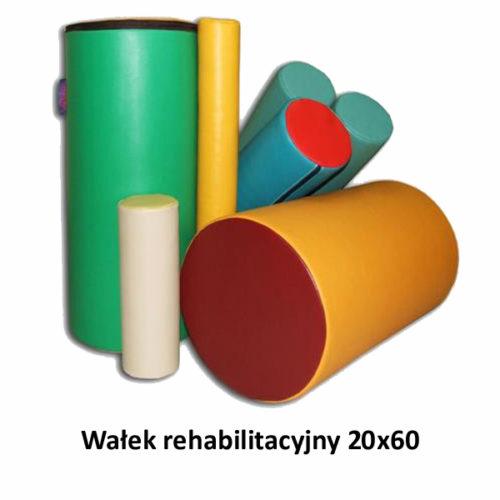 Wałek rehabilitacyjny 20x60