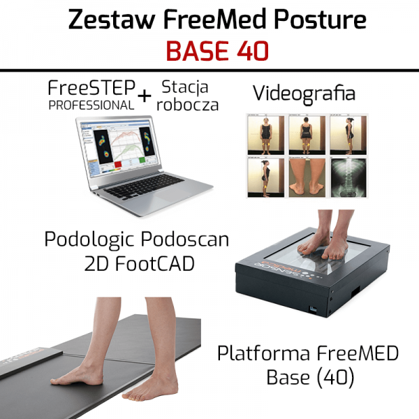 Zestaw freemed posture