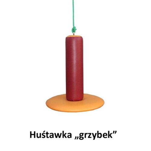 """Huśtawka """"grzybek"""""""