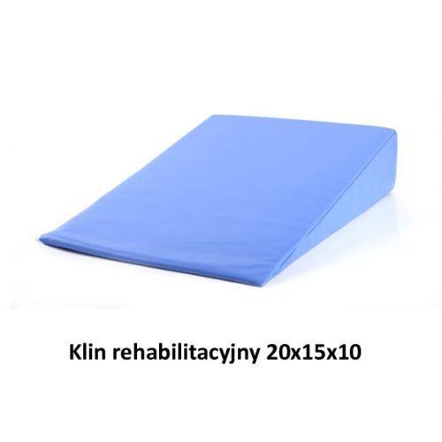 Klin rehabilitacyjny 20x15x10