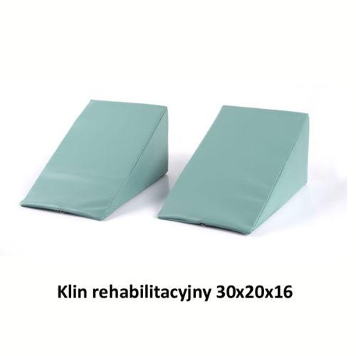 Klin rehabilitacyjny 30x20x16