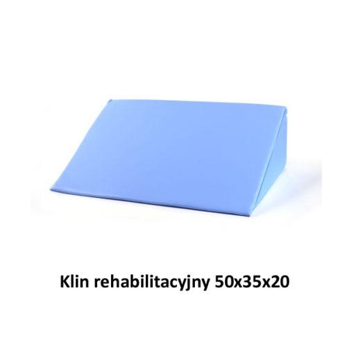 Klin rehabilitacyjny 50x35x20