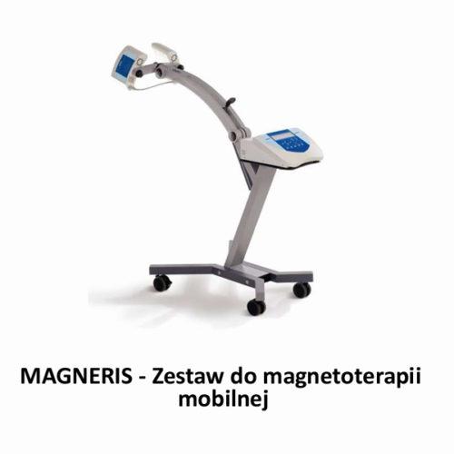 MAGNERIS - Zestaw do magnetoterapii mobilnej