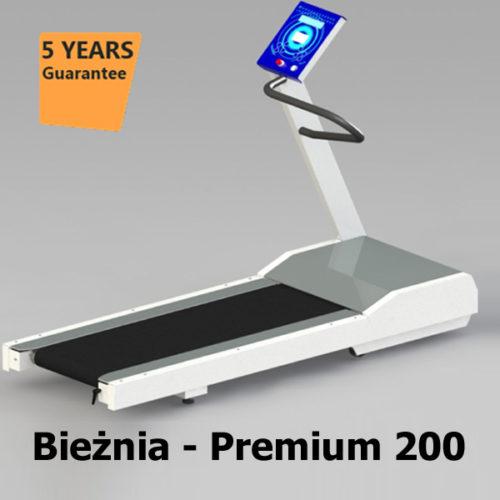 Bieżnia rehabilitacyjna Premium 200