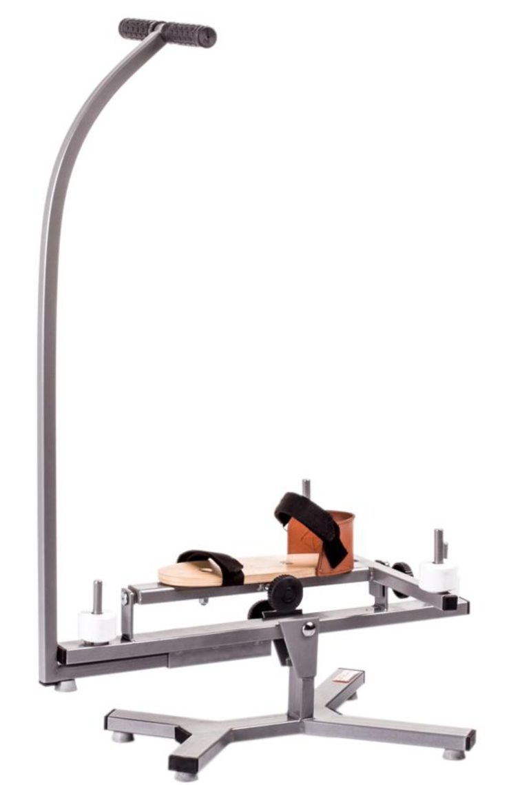 Przyrząd do ćwiczeń stawu skokowego PS-K (KRZYŻAK)