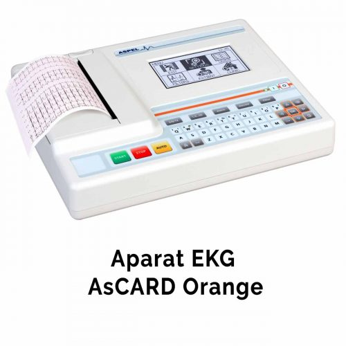 Aparat EKG – AsCARD Orange-2