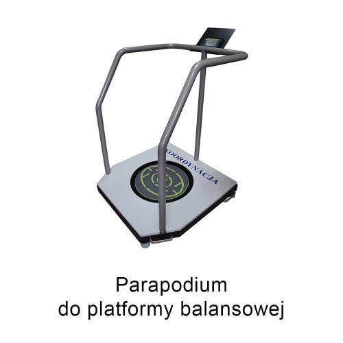 Parapodium do platformy balansowej