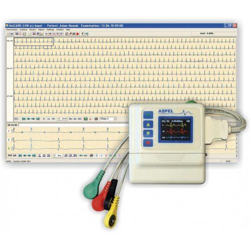 Systemy Holterowskie EKG