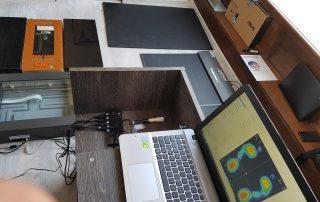 Wyposażenie gabinetu – zestaw FreeMED Posture + Podoscan 3D