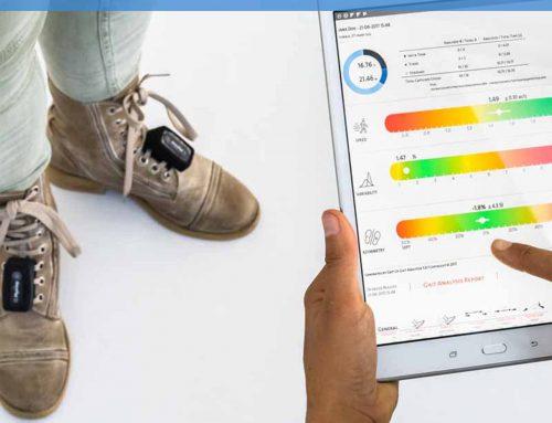 GaitUp – zaawansowany system do analizy chodu i biegu