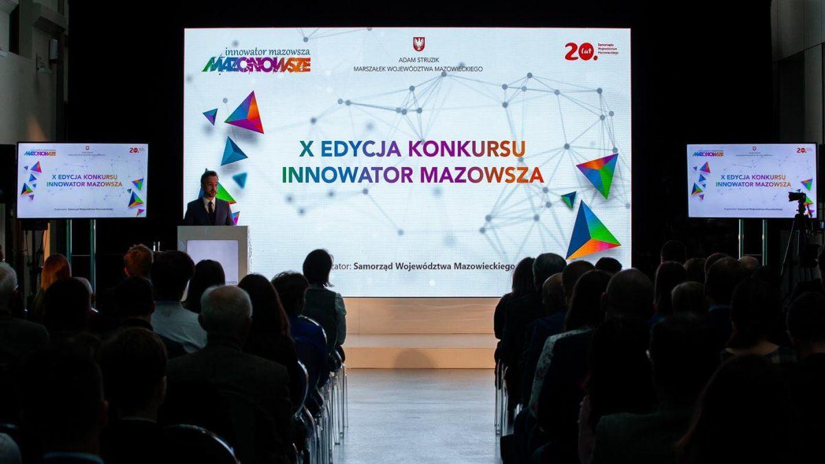 KOORDYNACJA Innowatorem Mazowsza