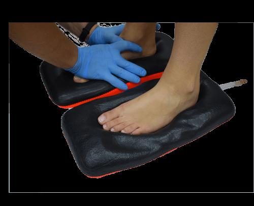 Foot 3D Foam - system poduszek próżniowych