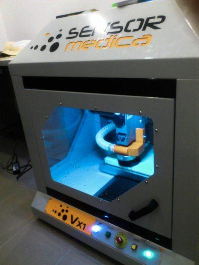 Maszyna do produkcji wkladek Vulcan Vx1