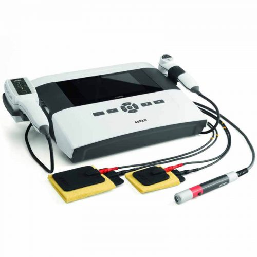 PhysioGo-701C-elektroterapia, ultradzwieki, laseroterapia-2