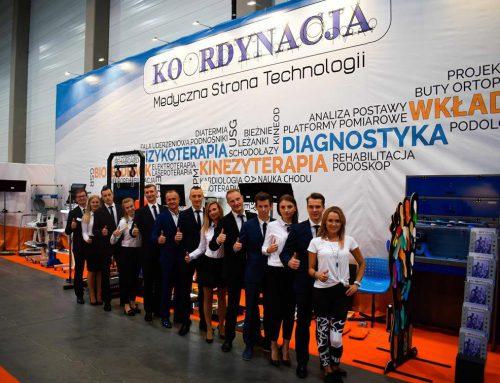 KOORDYNACJA na Targach Medycyny Fizykalnej i Rehabilitacji w Łodzi 2018 [FOTORELACJA]