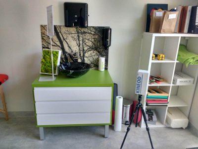 Wyposażenie gabinetu komputerowej diagnostyki stóp i postawy ciała kineod analiza pleców