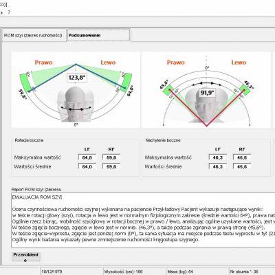 Analiza ruchu i chodu – czujniki 3D