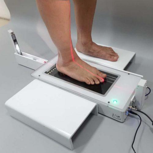 Podoscan 3D Foot Laser