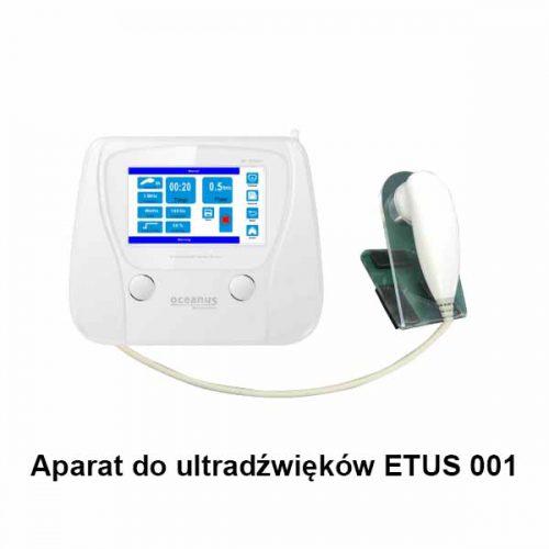 Aparat do ultradźwięków ETUS 001