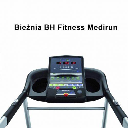 Bieżnia rehabilitacyjna BH Fitness Medirun